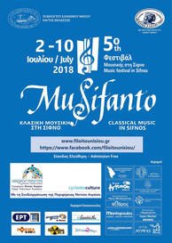 MuSifanto 2018 - poster